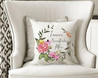 Breastfeeding Personalised Cushion, Breastfeeding Gift, Breastfeeding Pillow, Gift For Breastfeeding Mum, Gift For Mom, New Mum Gift
