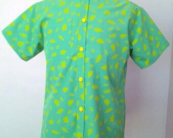 """Lemontree"" printed shirt"