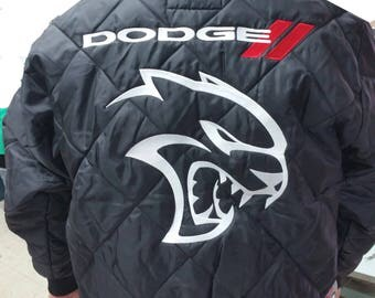 "Hellcat Jacket ""Officially Licensed Dodge"""