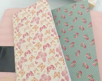 Set of 2 Insert notebook Midori traveller