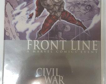 Civil War Frontline A Marvel Comics Event Book 10