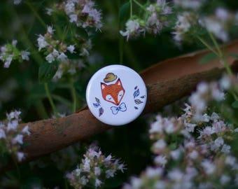 Mister Fox badge