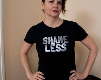 Shame Less Feminist T-shirt