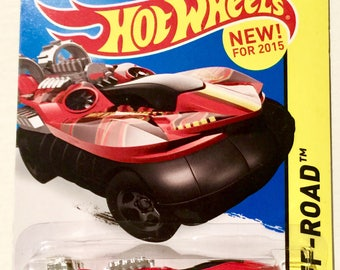 Hot Wheels Hover Storm #103/250 - HW Off-Road - RARE - Free Shipping