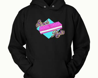 Simple Rick's Hoodie ( All Sizes ) - Rick & Morty SweatShirt – Awesome Rick and Morty Gift - Funny Rick and Morty Hoodie  - Simple Rick