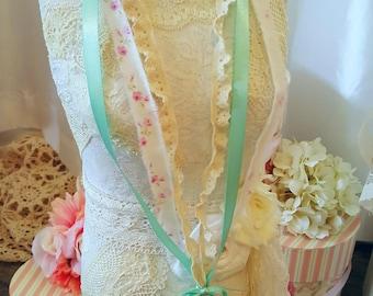 Romantic Lave Necklace - Amanda
