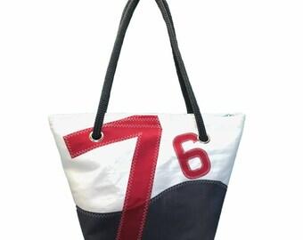Bag 76 recycled boat sail