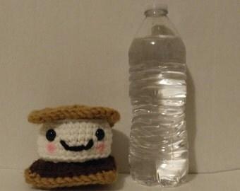 Crochet Amigurumi Smore