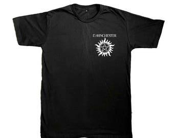 Dean Winchester Shirt , Supernatural Shirt ,