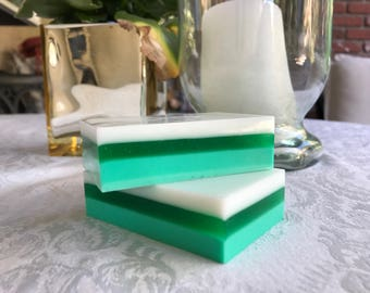 Soap Bar, Bamboo and Forrest Pine scented soap