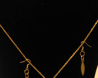 set of ethnic necklace