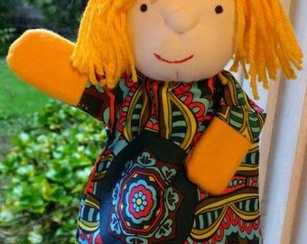 Hand puppet Sunny