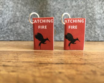 Catching Fire Earrings