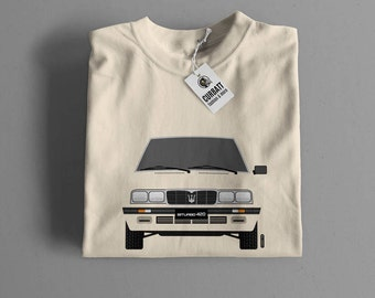 T-shirt Maserati Biturbo 420 | Gent, Lady and Kids | all the sizes | worldwide shipments | Car Auto Voiture