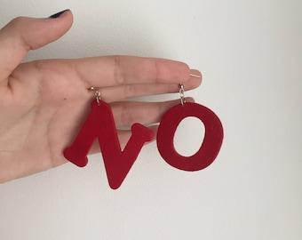 Choose Your Own Letter Earrings