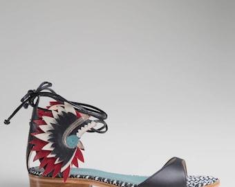 Cocar Flat Sandal