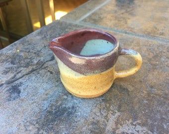 4oz Ceramic Creamer