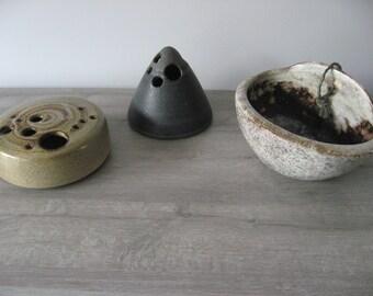Zaalberg Meindert-3 x. glazed earthenware,