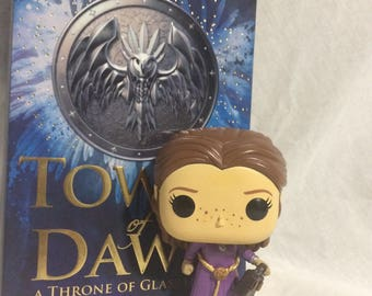 Custom - Funko Pop - Yrene Towers - Throne of Glass - Sarah J Maas