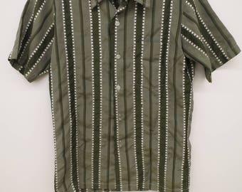 Hunter button up shirt