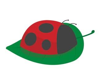 Ladybug, Ladybug, Fly Away Home!