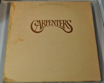 Carpenters - Carpenters vinyl record album