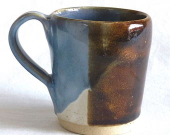 Ceramic, glazed mug