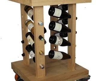 100% handmade wine cellar, tasting bar