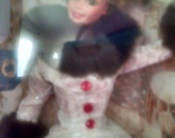 Hallmark Special Edition Holiday Memories Barbie