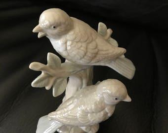 Doves-Porcelain Figurine