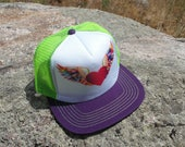 Heart Wings- Kids Trucker Hat. Inspired by youth and an outdoor lifestyle!