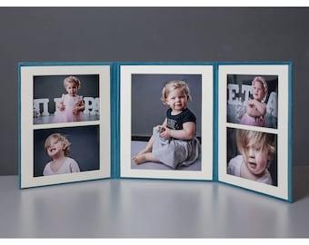 Folio, Triple Folio, Matted Folio, Portrait folios, perfect photo presentation
