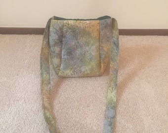 Curved Hipster Purse