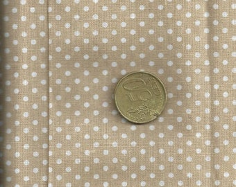 Cotton Fabric with dots