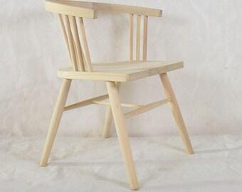 Danish Farmhouse Style Dining Chair