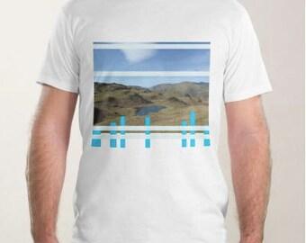Custom Photography Designed printed t-shirt