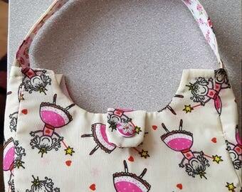 Pink fairy bag