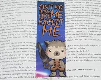 Rocket - Rep Designed Bookmark (@little_dragon_pants)