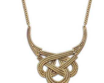 Brittany Rope Necklace