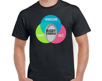Rugby Forwards  - Rugby Shirt - Rugby Gift - Rugby Player - Vintage Rugby - Rugby Tshirt - Men's Rugby Shirt - funny shirt