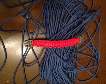 Cobra Paracord Survival Bracelet