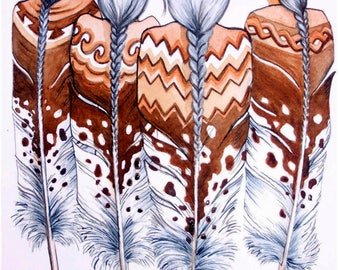 Honoring our Elders, Giclee's and Prints