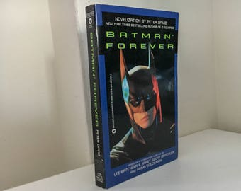 Batman Forever : A Novelization by Peter David (Movie Tie-in)