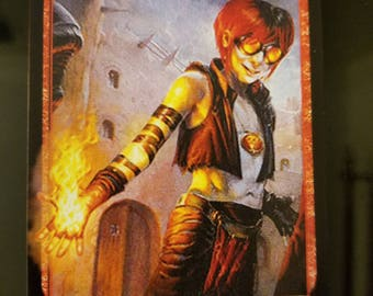 Young Pyromancer - Full art