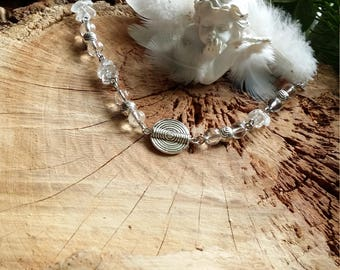 Bracelet quartz clair Par AngelS SignS