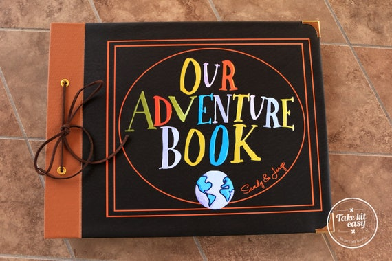 Our Adventure Book Cover Printable : Our adventure book