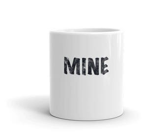 Mine Spartees  Mug