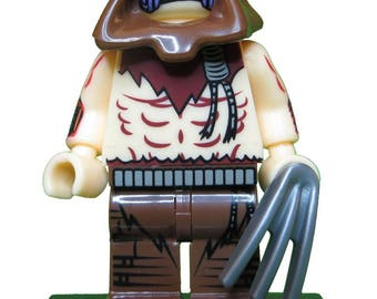 Scarecrow Arkham Asylum - LEGO Compatible