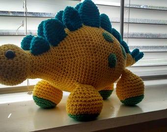 Riley the Stegosaurus