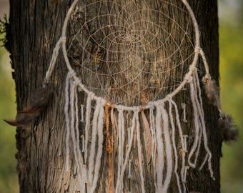 "DreamCatcher ""traditional"" weaving"